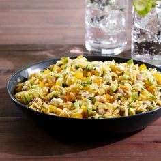 side dish, orzo is light and delicious in pasta salads. Ricotta salata ...