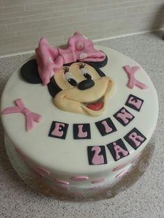 Minne mouse cake
