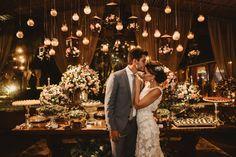 Casamento Romântico no Espaço Belvedere | Lápis de Noiva