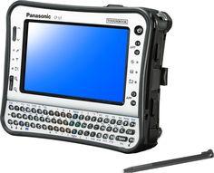 Panasonic Toughbook CF-U1  - DigitalPC.pl - http://digitalpc.pl/opinie-i-cena/notebooki/panasonic-toughbook-cf-u1/