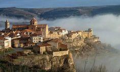 Cantavieja, Teruel, Spain