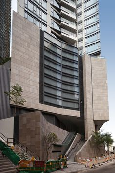 Azura by Dennis Lau & Ng Chun Man Architects & Engineers (HK) Ltd in Hong Kong, Hong Kong