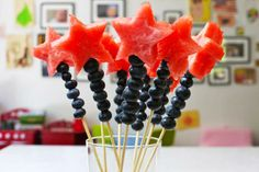 How about safer, more delicious versions of fireworks? Let fruit firework treats do the trick! #EdibleArrangements #HK