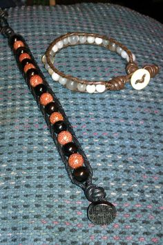 For all kids who have a hard time sitting still in class! Custom Fidget bracelets... or single gemstone wrap bracelets for kids! $25 Request a custom order at https://www.etsy.com/shop/BsCreativeVentures
