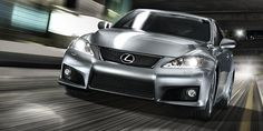 Lexus: IS F