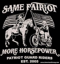 Same Patriot, More Horsepower