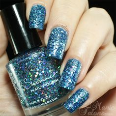 KBShimmer Too Cold To Hold