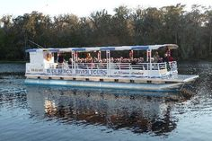 St Johns Riverkeeper is offering another round of eco-heritage boat trips along the St Johns River. The overnight (2-day) boat tours feature a variety of speakers who discuss history and literature about the river - making several stops, staying overnight at Astor, and providing food and local transportation.