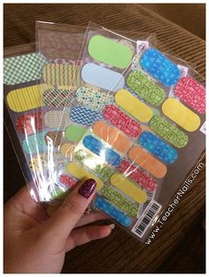 Custom Teacher Nail Wraps!