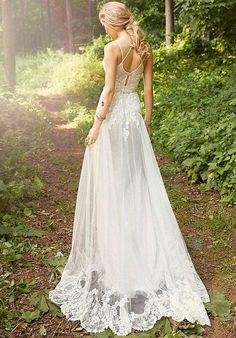 Ti Adora By Alvina Valenta 7560 Wedding Dress - The Knot