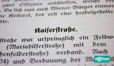Die Kaiserstraße – Geschichtliches und Wissenswertes Kaiser, Blog, Craft Business, Interesting Facts, Tips, Blogging