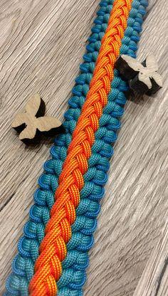 Attilou's Elfenzopf   Swiss Paracord GmbH Paracord Bracelet Designs, Macrame Bracelet Patterns, Paracord Bracelets, Paracord Braids, Paracord Knots, Swiss Paracord, Paracord Dog Leash, Paracord Keychain, Paracord Tutorial