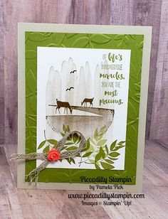Piccadilly Stampin': Seize The day and Peaceful Noel cards FB LIVE Masculine Birthday Cards, Masculine Cards, Arts And Crafts, Paper Crafts, Seize The Days, Stamping Up Cards, Man Birthday, Stampin Up, Card Making