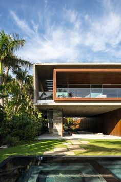 [Video] the 10 best home decor (in the world) - linda ober Modern Architecture House, Modern House Design, Architecture Design, House Goals, Prefab, My Dream Home, New Homes, Decoration, House Styles