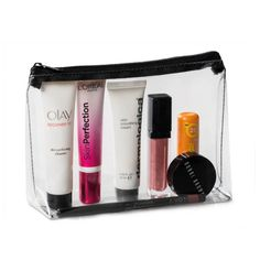 Showcase your logo on the Chloe Cosmetic Bag! It is a cute and fun see through cosmetics bag with a black zip. Corporate Giveaways, Corporate Gifts, Good To Great, Stationary Set, Woman Standing, African Women, Ladies Day, Makeup Cosmetics, Travel Bags