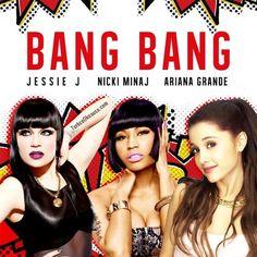 Jessie J, Nicki Minaj , Ariana Grande BANG BANG Türkçe Okunuşu
