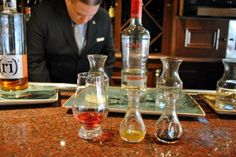Randolph's house-made #bitters