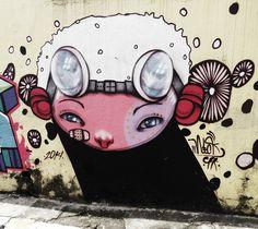 #street art // aviator
