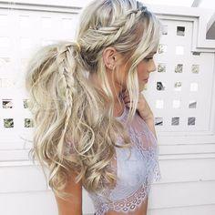 IG: hildeee - Hairstyles & Beauty