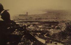 Fotografía de las tropas italianas avanzando hacia Málaga. La Guerra Civil Española tuvo una duración aproximada de 7 meses, desde el 18 de Julio de 1936 hasta el 8 de Febrero de 1937, cuando la ciudad es tomada por las tropas sublevadas.