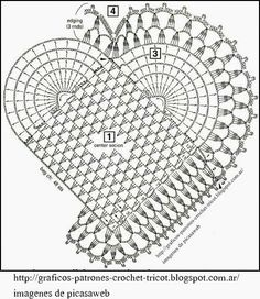 Note that this pattern romantic American support store, much like crochet think detales make all the difference in special en. Crochet and Graphs: Carpet heart with flowers and dragonflies - GRAPH Standard yellow heart set on crochet with graphic - Croche Filet Crochet, Crochet Diagram, Crochet Chart, Thread Crochet, Love Crochet, Crochet Motif, Crochet Designs, Crochet Doilies, Crochet Flowers