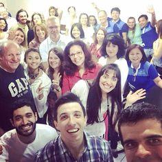 """Treinamento bruto no feriado e velas alinhadas para o """"Grand Launch"""" que vem por aí!   #empreender #treinamento #business #negocios #jeunesse #gojeunesse #formandolideres #rumoaosafira #ciclando #Baraba9"""