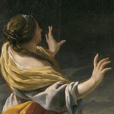 Simon Vouet Crocifissione, Museo di Lione