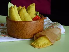 Jamaican Beef Patties...have to rep my culture