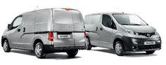 Nissan NV200: il primo van compatto ma spazioso #Top_Partners