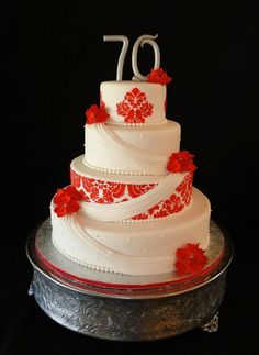 This cost will cover most wedding cake designs however sugar flowers & other intricate design elements may require a additional cost. Description from weddingbee.com. I searched for this on bing.com/images