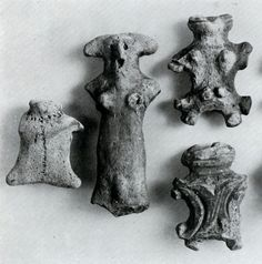 These Dogu kept by Aomori was lost. BC.1,200 - BC.800.