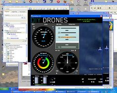 26 Best DIY Drone Ground Control Stations (GCS) images in 2013