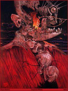 Wayne Barlowe selected by Alternative Art Baphomet, Dark Fantasy, Fantasy Art, Wayne Barlowe, Dark Artwork, Gustave Dore, Creepy Pictures, Alternative Art, Fiction