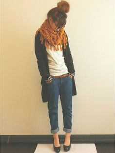 Ayumiさんのコーディネート Fasion, Fashion Outfits, Womens Fashion, Japanese Fashion, Daily Fashion, Winter Outfits, Look, Winter Fashion, Jackets For Women
