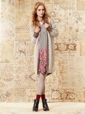 Loobie's Story Yasmina Stud Cardi, and Tunisia Shirt Dress My Outfit, Kimono Top, That Look, Shirt Dress, Fashion Outfits, Aw 2014, Winter, Shirts, Morocco