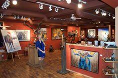 The Grand Fine Art • Jackson Hole, WY Jackson Hole, American Art, Galleries, Original Paintings, Art Gallery, Fine Art, Home Decor, Animaux, Art Museum
