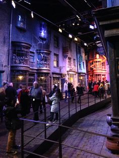 Diagon Alley Harry Potter Studios, Diagon Alley, Harry Potter World, Main Street, Us Travel, Hogwarts, Places To Go, Bucket
