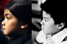 It really irritates me that some people say that Prince, Paris & Blanket aren't Michael's kids. There's all kinds of evidence that shows they're related. Even if they aren't his kids, so what? Being biologically related doesn't make you a better parent,child, or anything else; if that were true, my dad wouldn't have been in and out of my life. Sorry for the rant lol.