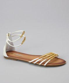 [flat sandal]