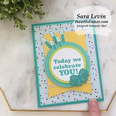 Poppin' Birthday A Paper Pumpkin Thing Blog Hop Birthday Sentiments, Birthday Cards, Foam Crafts, Paper Crafts, Origami Templates, Box Templates, Stampin Up Paper Pumpkin, Pumpkin Cards, Stamping Up Cards