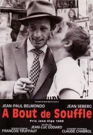 A bout de souffle Jean-Luc Godard