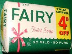 fairy toilet soap original green - Google Search