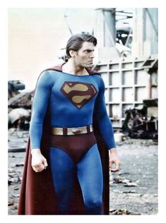 Evil Superman tries to destroy the true Clark Kent Evil Superman, Superman Movies, Superman Family, Superman Man Of Steel, Batman Vs Superman, Superhero Movies, Superman Pictures, Christopher Reeve Superman, Cinema