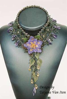 Tatiana Van Iten – seed bead jewelry designer