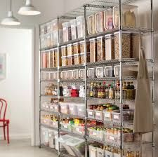 Chrome Wire Shelving Google Search Organized Pantry Open Food Organizing