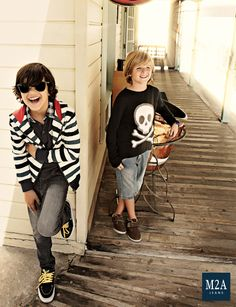 M2A Jeans | Fall Winter 2014 | Kids Collection | Outono Inverno 2014 | Coleção Infantil | calça jeans infantil masculina; bermuda jeans infantil masculina; look infantil; vintage; denim kids.