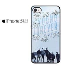 Bts Epilogue Young Forever Signatures Copy Iphone 5 Iphone 5S Iphone SE Case