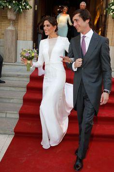 La boda de Teresa y Paco en Sevilla | Casilda se casa