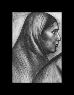 Mujer Mexicana, 1926, José Clemente Orozco