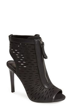 Vince Camuto 'Waver' Peep Toe Bootie (Women) available at #Nordstrom